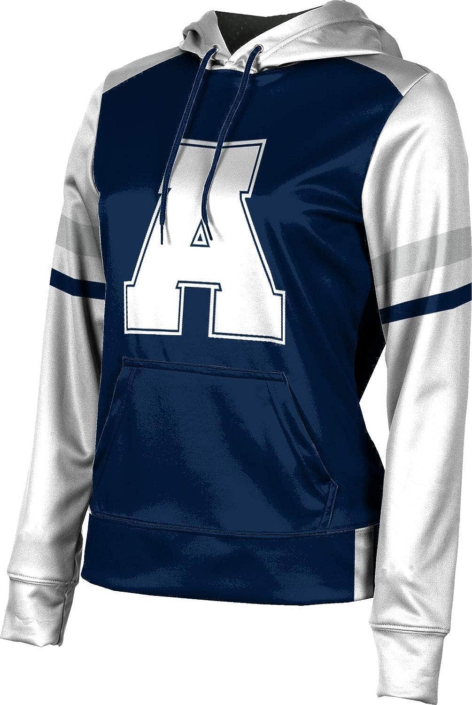 ProSphere Abingdon High School Girls' Pullover Hoodie, School Spirit Sweatshirt (Old School)