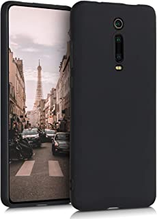 kwmobile Xiaomi Mi 9T (Pro) / Redmi K20 (Pro) 用 ケース - スマホカバー - 携帯 保護ケース 黒色マット