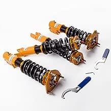 Coilovers Shock Absorbers with Adjustable Damper for Mitsubishi Evolution VII/VII/IX (EVO 7 8 9) 2001 2002 2003 2004 2005 2006 2007