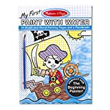 Just-add-water painting activity Includes 24 brush-and-blend pages and paintbrush. Pigment patterns are printed right on the pages. An ideal first art activity Promotes hand-eye coordination, color recognition, and creativity.
