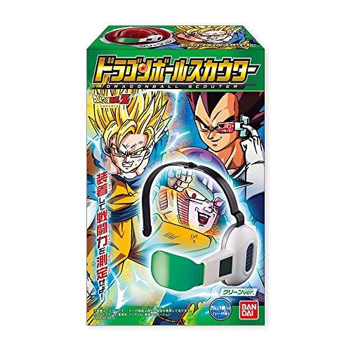 BANDAI Tamashii Nationen Keine Sound Version Dragon Ball Z scouters (1Pro Box)