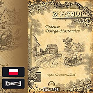 Znachor audiobook cover art