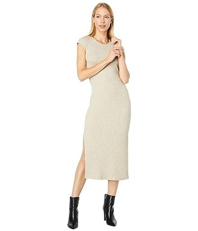 1.STATE Cap Sleeve Maxi Dress