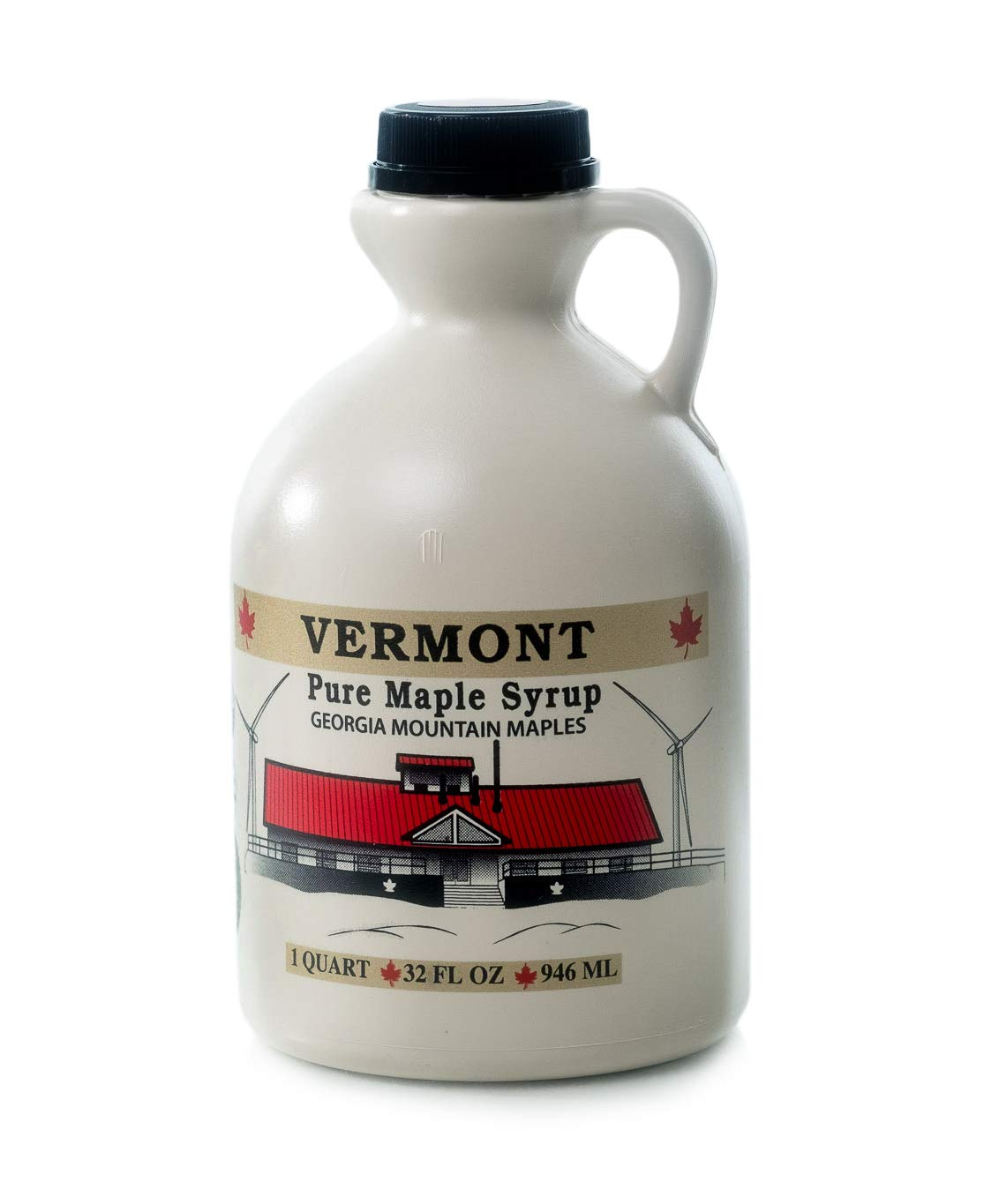 Georgia Free shipping New Mountain Maples of 35% OFF Vermont Organic Amber Maple C Syrup