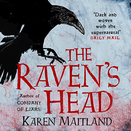The Raven's Head audiobook cover art