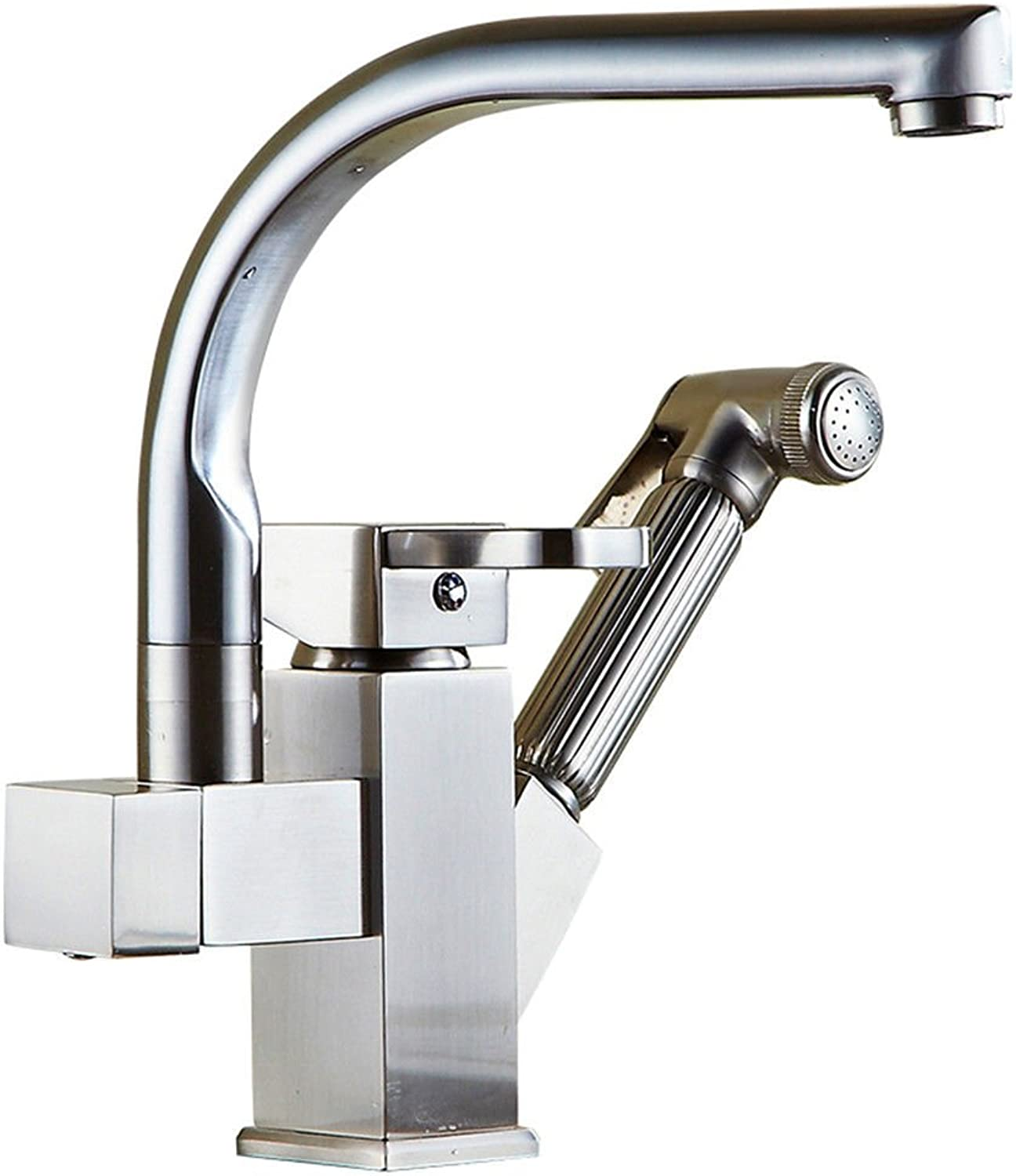 Lpophy Bathroom Sink Mixer Taps Faucet Bath Waterfall Cold and Hot Water Tap for Washroom Bathroom and Kitchen Pulling Hot and Cold 11