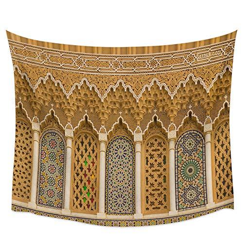 Mezquita árabe decoración de la Pared Colcha Arte de...