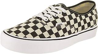 Vans Authentic Lite Sneaker For Men Black & White Size 42 EU (VN0A2Z5J5GX-001)