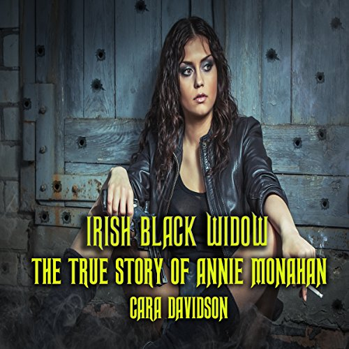 Irish Black Widow audiobook cover art