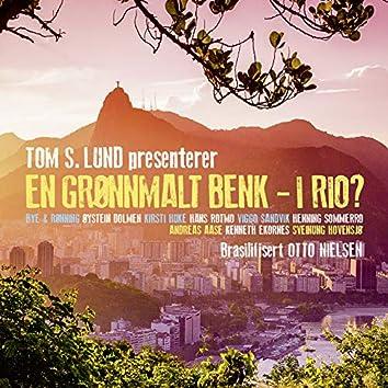 En Grønnmalt Benk - i Rio?