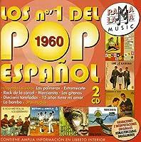 Los Numero Uno Del Pop Espanol: 1960