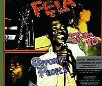 Opposite People/Sorrow Tears & Blood by Fela Kuti