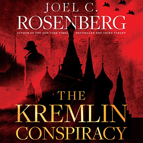 The Kremlin Conspiracy audiobook cover art