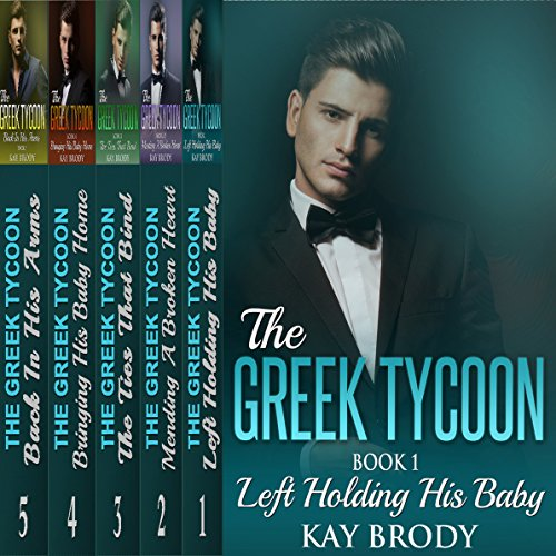 The Greek Tycoon, Books 1-5 Bundle audiobook cover art