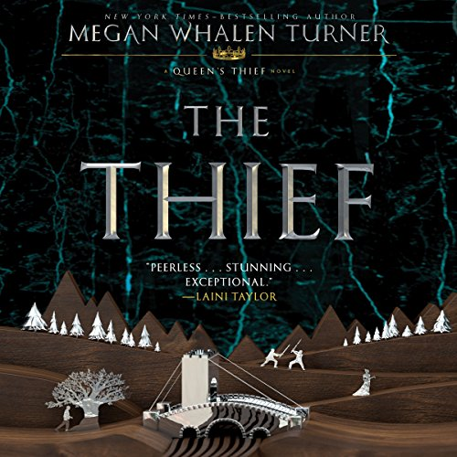 Page de couverture de The Thief