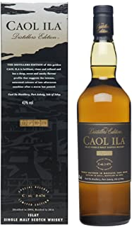 Caol Ila THE DISTILLERS EDITION 2017 Moscatel Finish 2006 Whisky 1 x 700