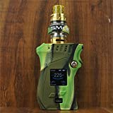 ModShield for Smok MAG 225W TC Left Handed Edition Silicone Case & Smok Band ByJojo Cover Shield Wrap Skin (Camo)