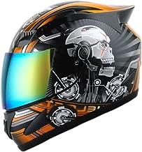 Best motorcycle helmets orange Reviews