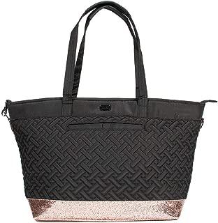 Lug Avion Carry-all Bag, Black/rose Travel Tote