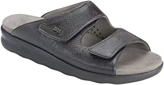 SAS Womens Cozy Leather Sandal