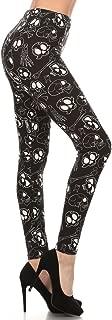 Leggings Depot Women's Ultra Buttery Soft Print Fashion Leggings Batch6