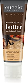 Cuccio Naturale Spa Vanilla Bean & Sugar Butter ? 4 oz.