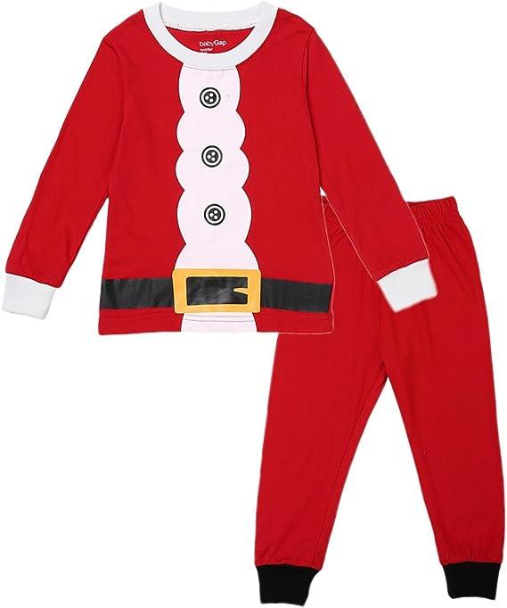 Navidad 2020 Familia Pijamas Ropa Coincidentes Ajustar ...