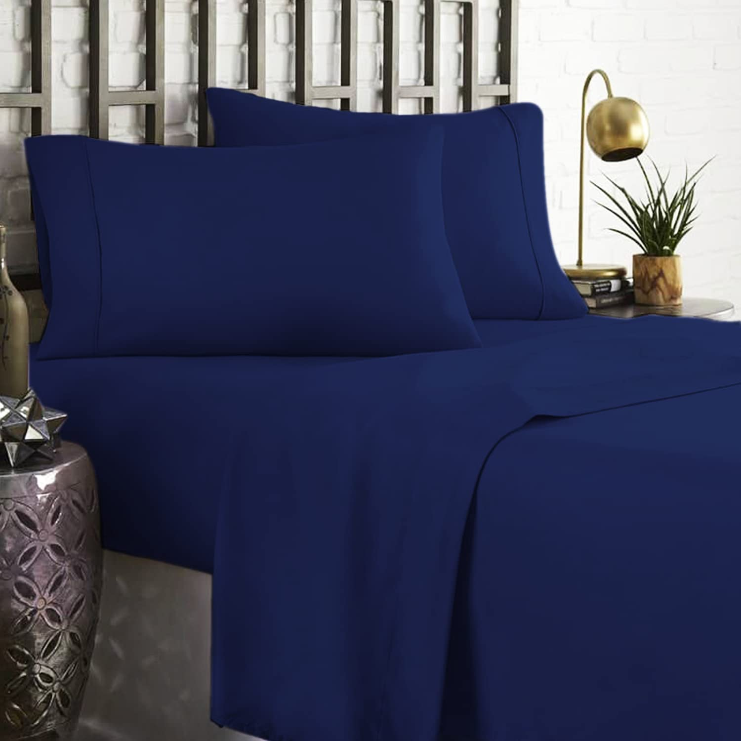 100% Egyptian Cotton 800 Thread Max 44% OFF Count King 4 Piece free shipping Sheet Sheets