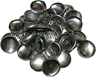 くるみ ボタン つつみ ボタン 製作 キット 専用 打具 入 (18mm 18個)