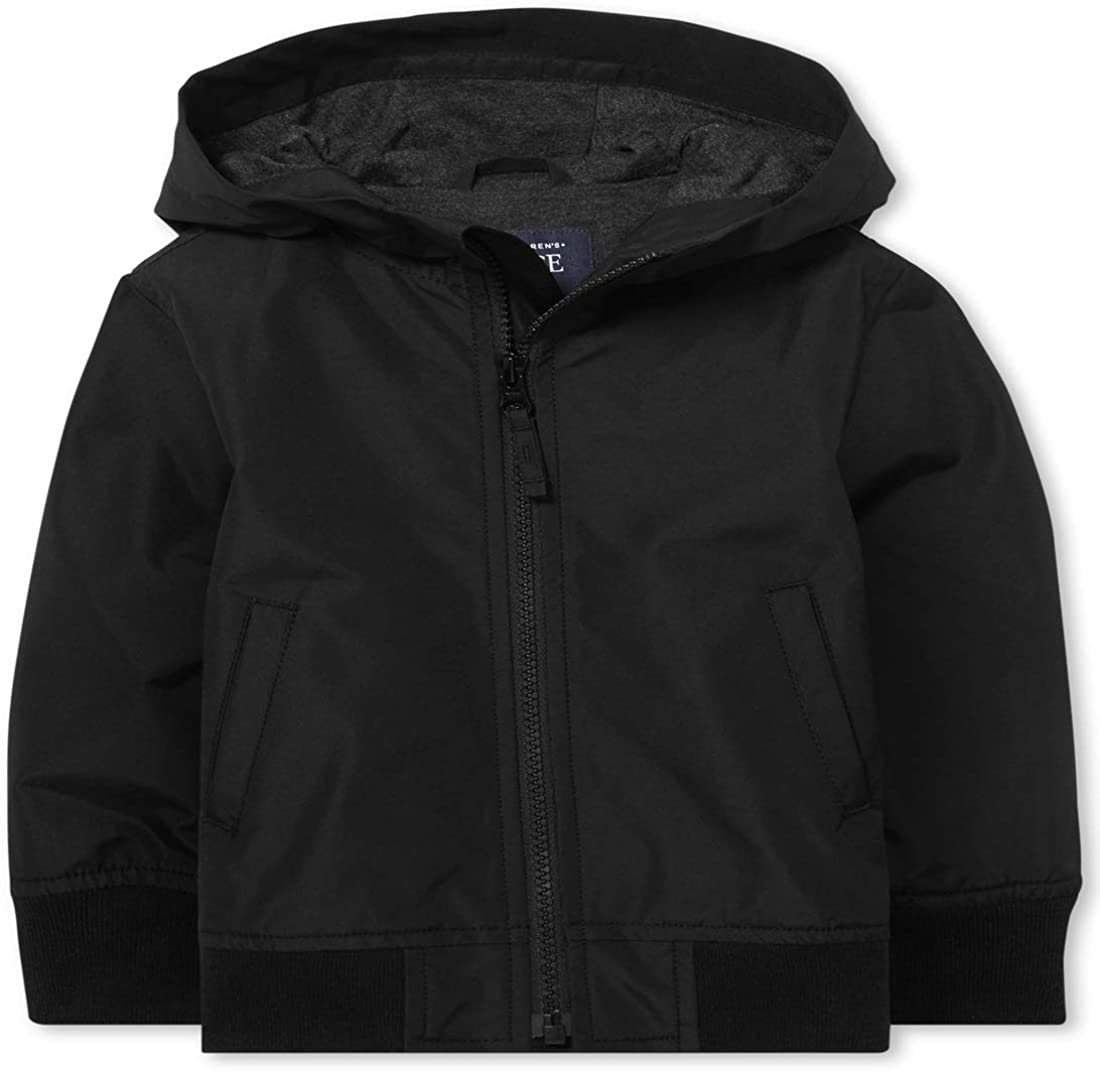 The Childrens Place baby-boys Baby and Toddler Uniform Windbreaker Jacket