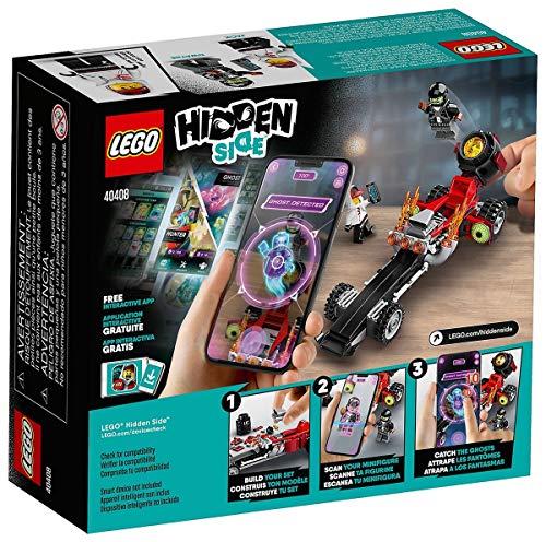 Lego Drag Racer Hidden Side 40408
