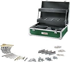 Bosch gereedschapskoffer (met 241-delig accessoireset voor boortoepassingen)