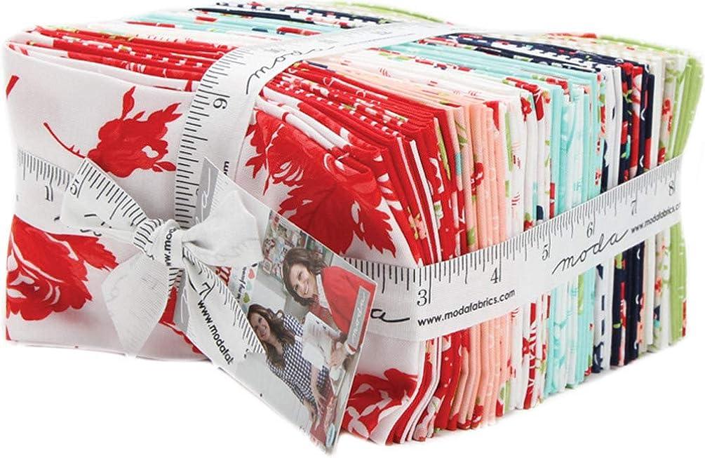 Bonnie & Camille Smitten 40 Fat Eighths Moda Fabrics 55170F8