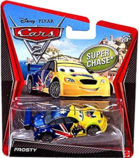 cars 2 frosty diecast