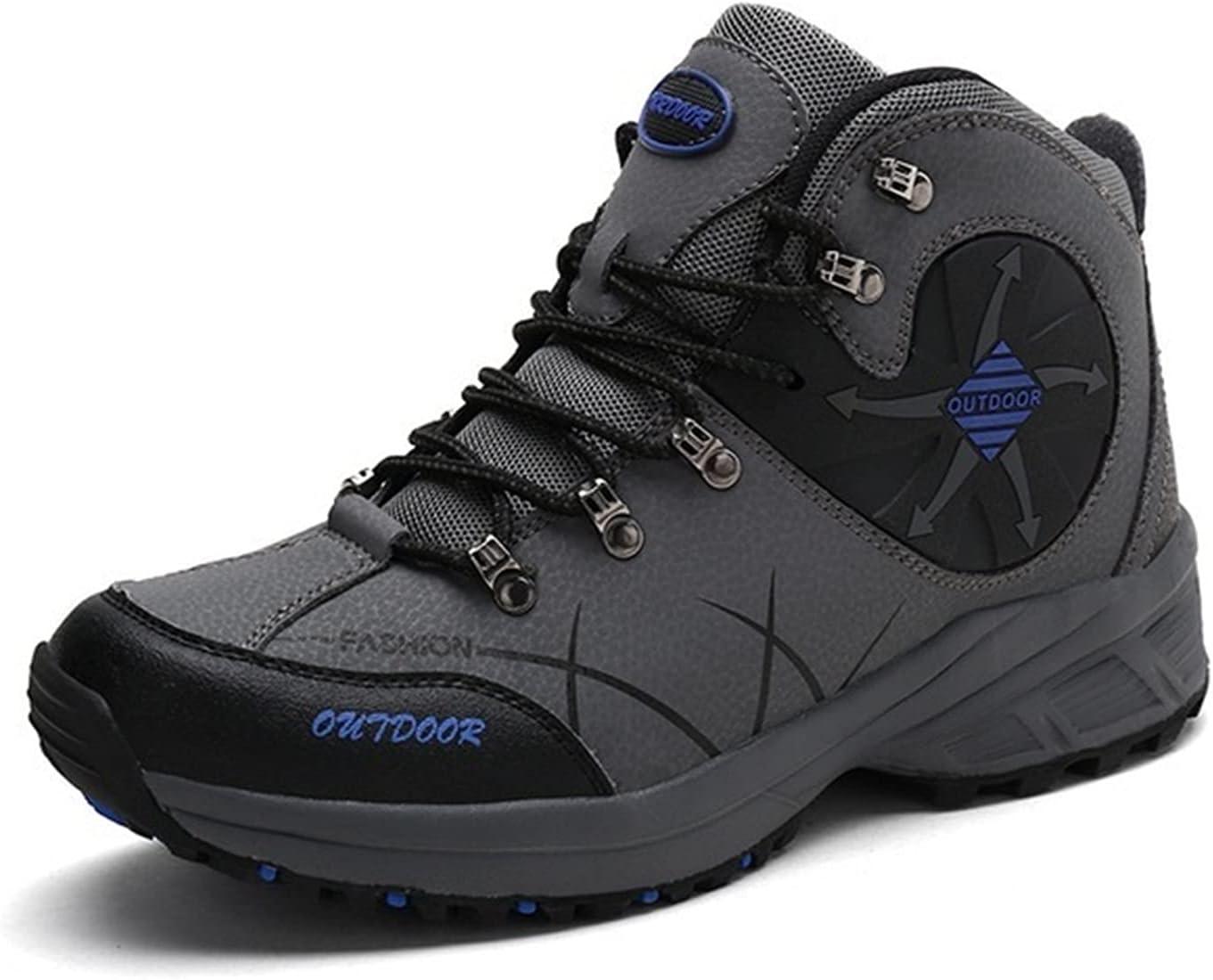 Trekking Shoes Men Waterproof Hiking Tulsa Mall Climbing Sports M Man Easy-to-use