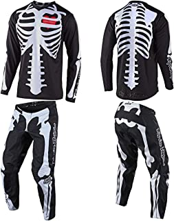 Troy Lee Designs GP Skully Gear Set Jersey and Pant Combo
