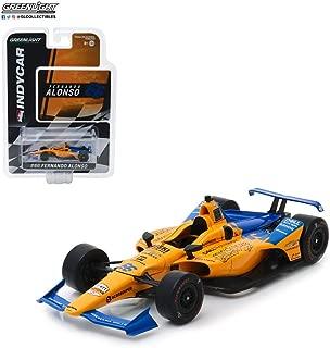 New DIECAST Toys CAR Greenlight 1:64 IndyCar 2019 MCLAREN Racing DELL Technologies MINDMAZE #66 Fernando Alonso 10845