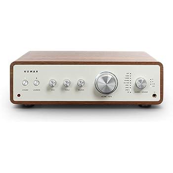 auna Elegance Tower Bluetooth Set Hi-Fi 2.0 (Amplificador estéreo ...