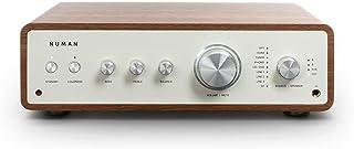 Numan Drive - Amplificador estéreo Digital, HiFi, Retro, 2X 170 W/ 4X 85 W RMS, 1x Grabación Salida, 2-4X Altavoz Salida, ...
