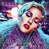 by burning desire Ellie Goulding - Halcyon Poster, gerollt,