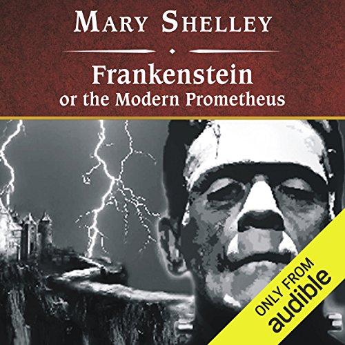 Frankenstein, or The Modern Prometheus Titelbild
