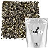 Tealyra - Tie Guan Yin - Oolong Loose Leaf Tea - Iron Goddess of Mercy - Organically Grown - Healing Properties - Best Chinese Oolong - Fresh Award Winning - Caffeine Medium - (8oz / 220g)