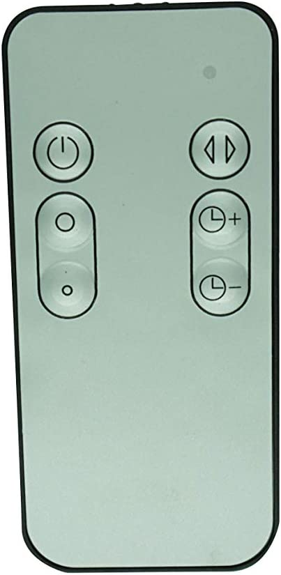 HCDZ Replacement Remote Control for DYSON TP00 Max quality assurance 44% OFF Co Pure 965824-07