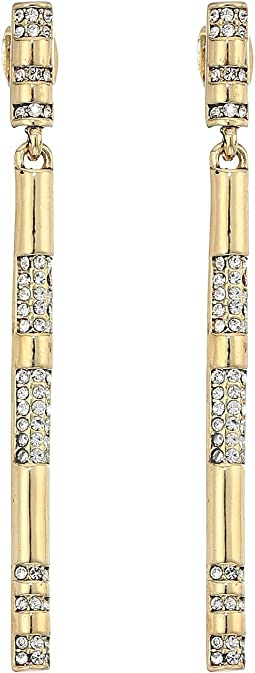 House of Harlow 1960 - Atum Bar Drop Earrings