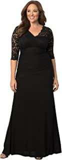 Women's Plus Size Soiree Evening Gown