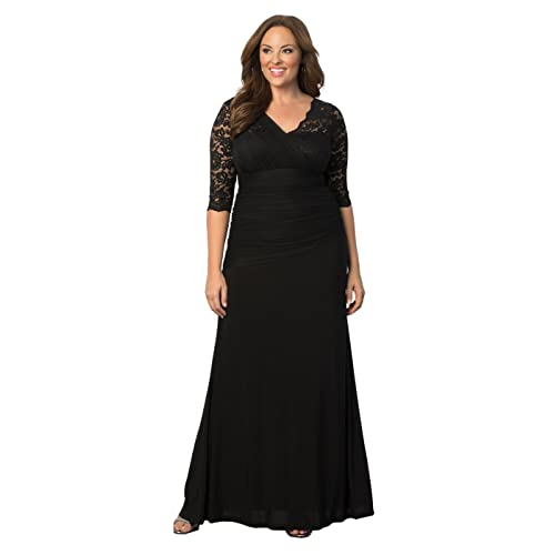 99c47c88d82 Gold Plus Size Dresses for Special Occasions  Amazon.com