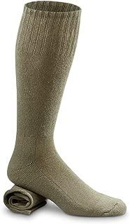 U.S. Military Surplus Uniform Boot Socks, 12 Pairs, New