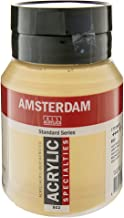 Amsterdam Star Conference Acrylic Color 500ml Light Gold 495 664 (Japan Import)