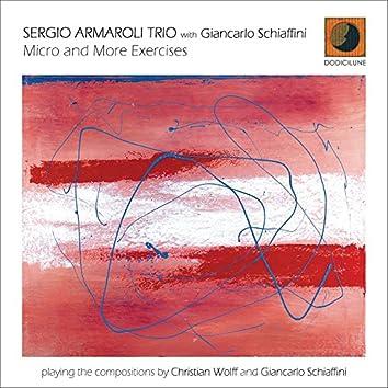 Micro and More Exercises (feat. Giancarlo Schiaffini)
