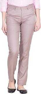 American-Elm Women's Slim Fit Trouser